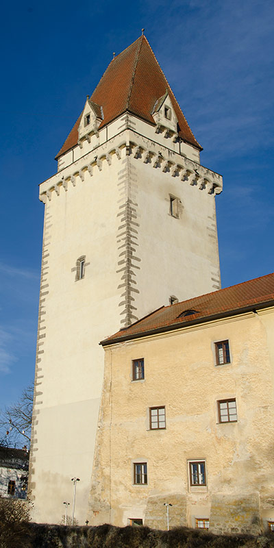 Der Bergfried von Freistadt