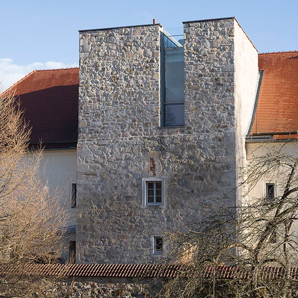 Der Salzhofturm in Freistadt