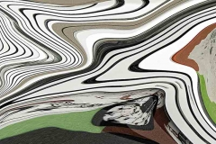 flowline poetics-xxj / Antonia Zimmermann / art Digital