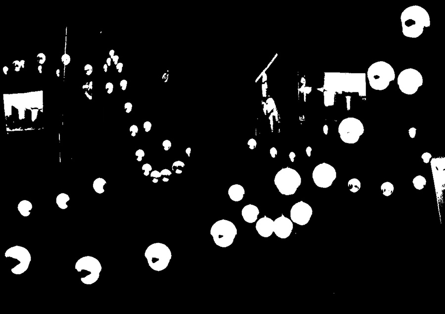 ATIVIVE dancing atoms