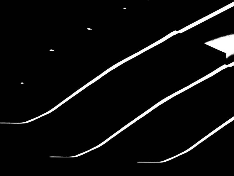 lightline #41 / Antonia Zimmermann / Fotografie