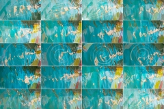 Antonia-Zimmermann / movielines dancing-water / Collage