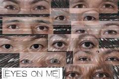eyes on me / TOPICS / Antonia Zimmermann / Fotogcollage
