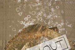 watch out / TOPICS / Antonia Zimmermann / Fotogcollage