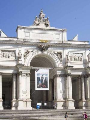 Rom Palazzo delle Esposizioni