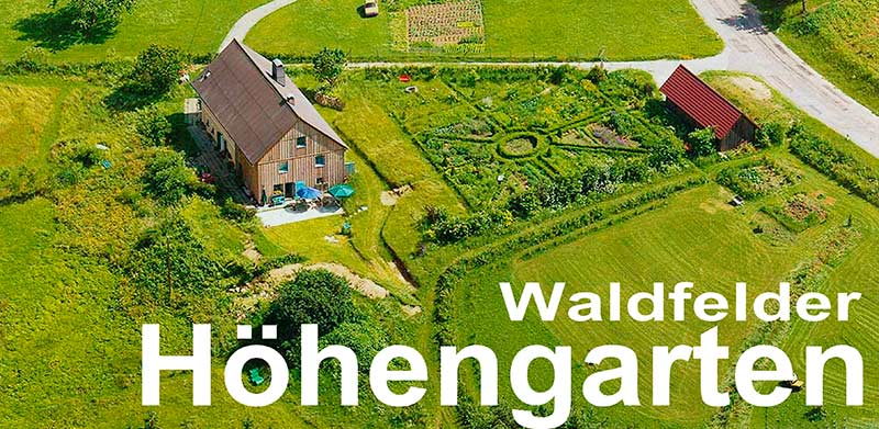 Waldfelder Hoehengarten eine Revitalisierung intensiv genutzter landwirtschaftlicher Flächen