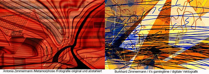 METAMORPHOSEN / Antonia&Burkhard Zimmermann / Galerie-im-Gwölb_Haslach 201803