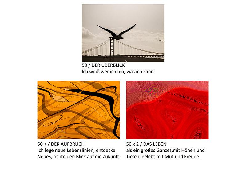 50 Jahre / ein leben / Antonia Zimmermann